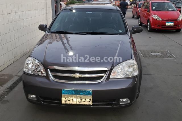 Optra Chevrolet Gray