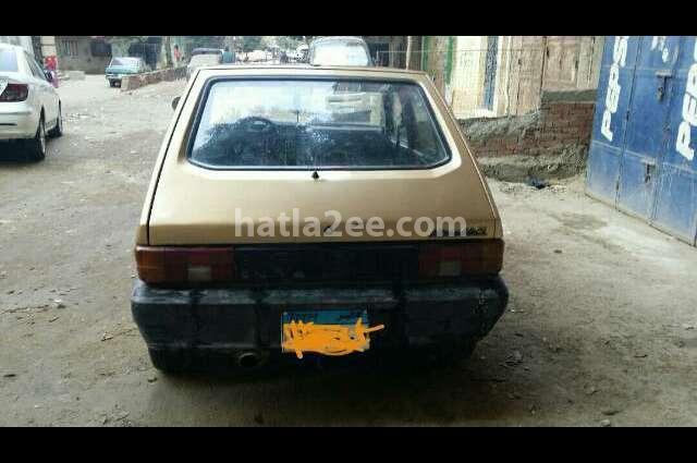 Ritmo Fiat ذهبي