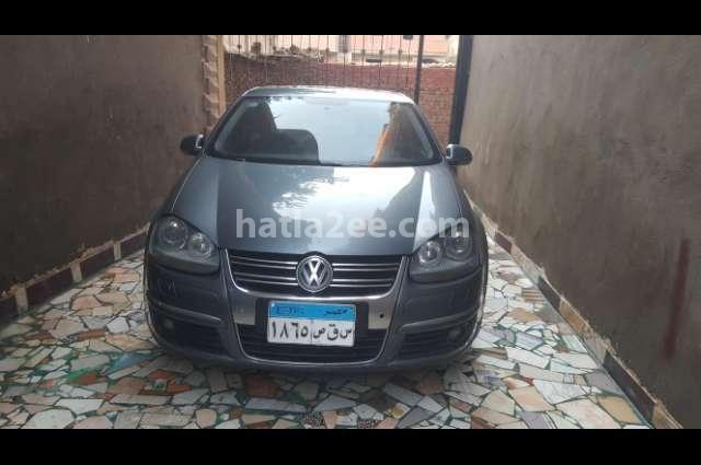 Jetta Volkswagen Gray