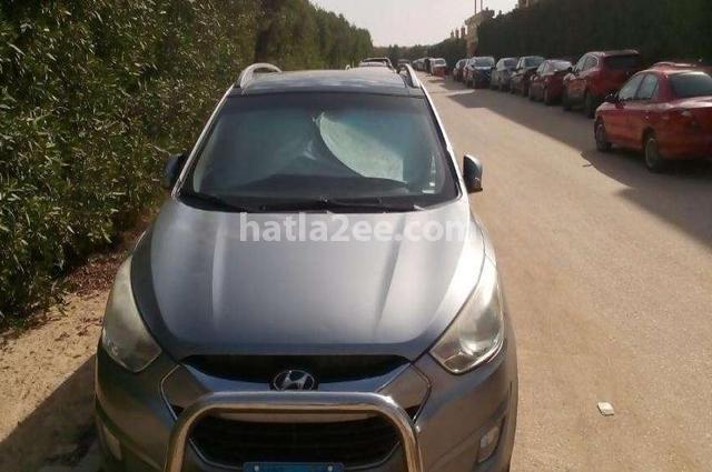IX 35 Hyundai Gray