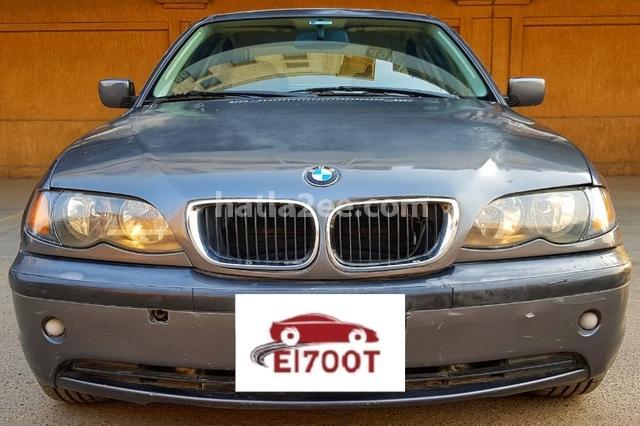 318 BMW Gray