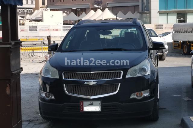 Traverse Chevrolet Black
