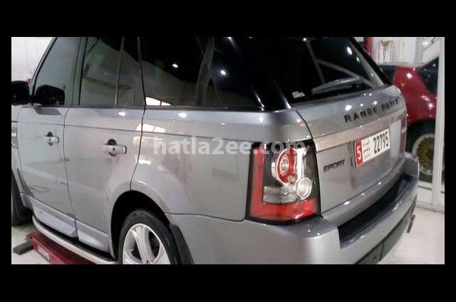 Sport Land Rover رمادي