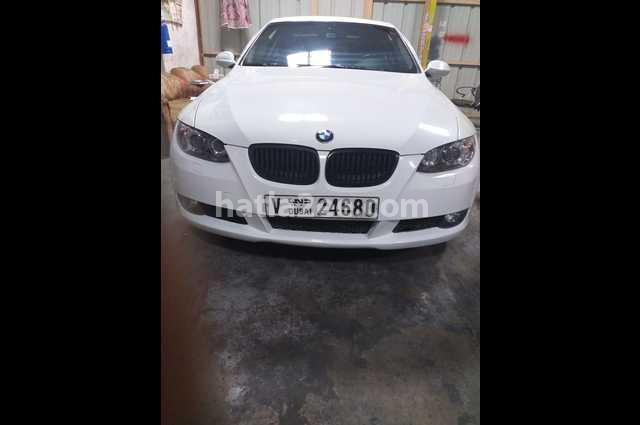 1 Series BMW White