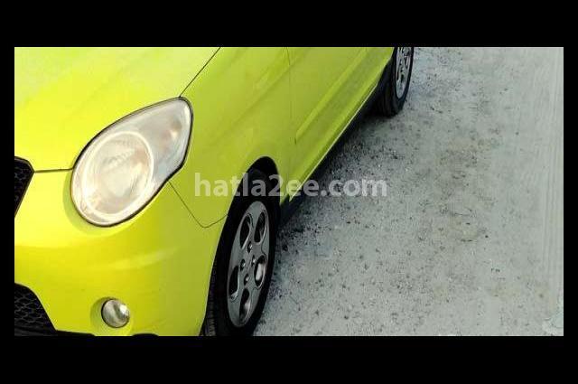 Picanto Kia اصفر