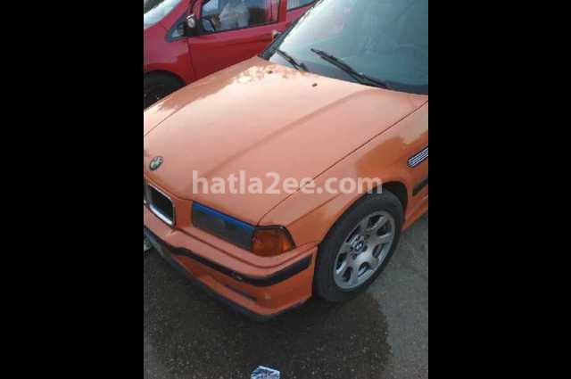 318 BMW برتقالى