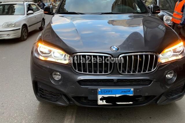 X6 BMW رمادي