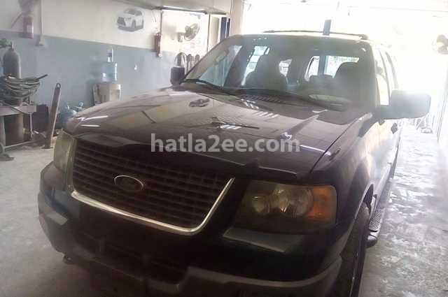 Expedition Ford أزرق