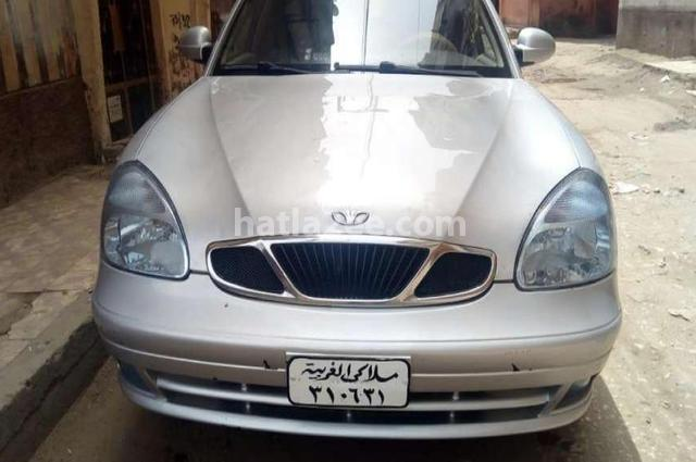 Nubira 2 Daewoo Silver