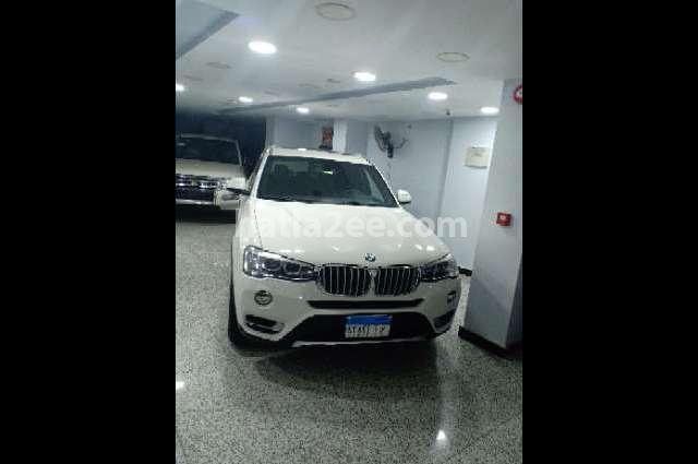 X3 BMW أبيض