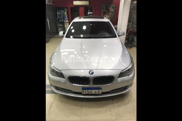 528 BMW Silver