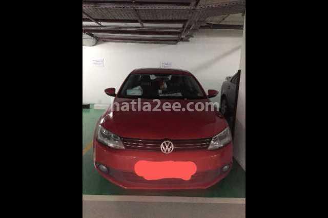Jetta Volkswagen Dark red