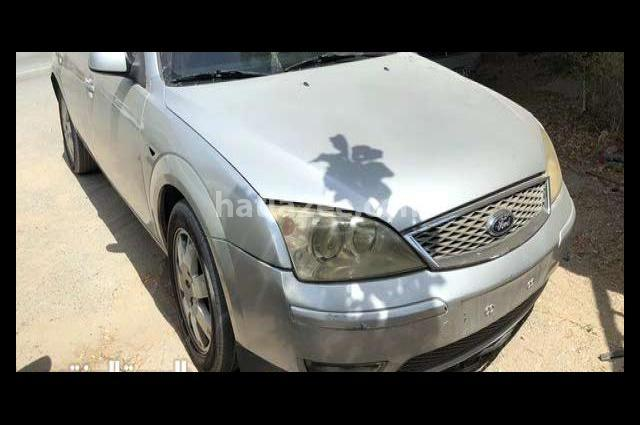 Mondeo Ford Silver