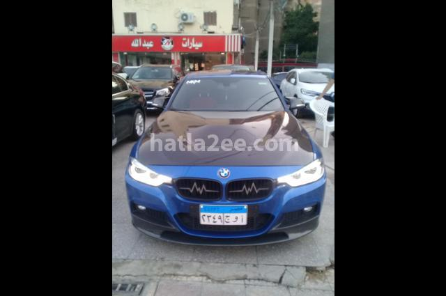 340 BMW أزرق