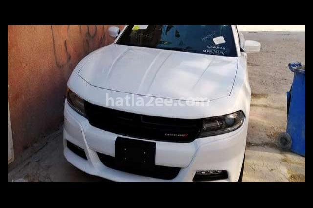Charger Dodge White
