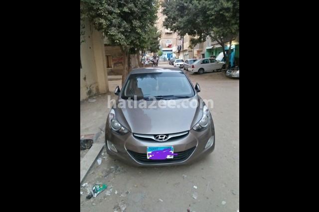 Elantra MD Hyundai Bronze