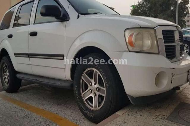 Durango Dodge White