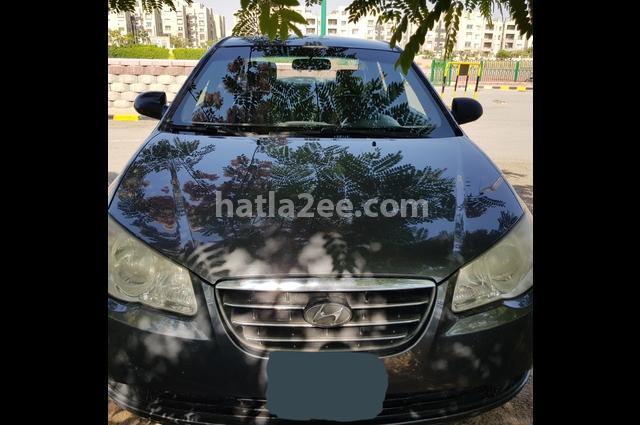 Elantra HD Hyundai Gray