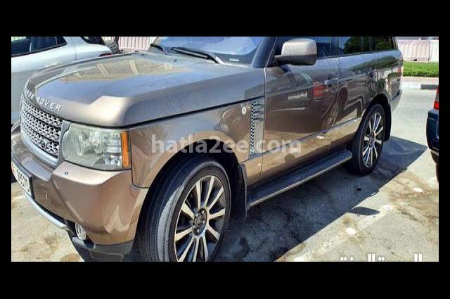 Vogue Land Rover بني