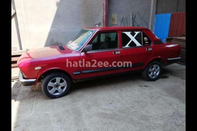 132 Fiat Red