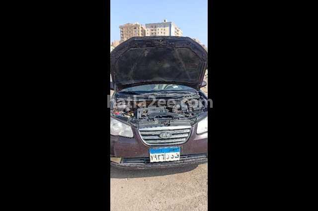 Elantra HD Hyundai برونزي