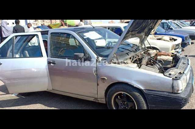 Tipo Fiat Silver