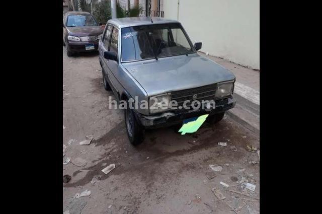 131 Fiat فضي
