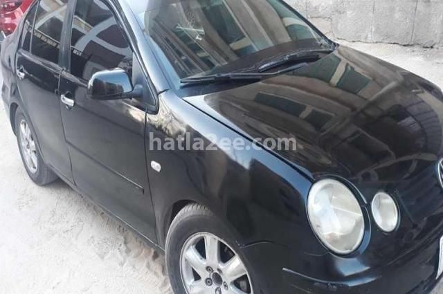 Polo Volkswagen Black