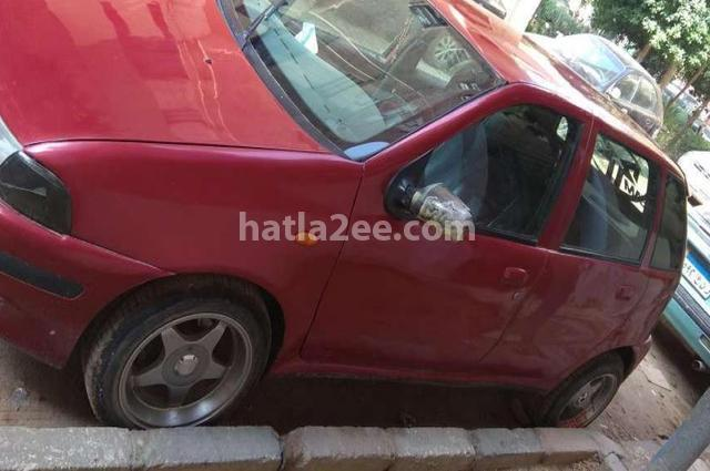 Punto Fiat Red