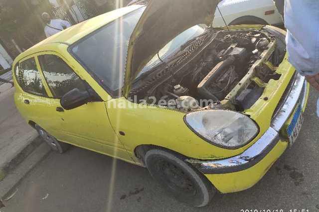 SIRION Daihatsu اصفر