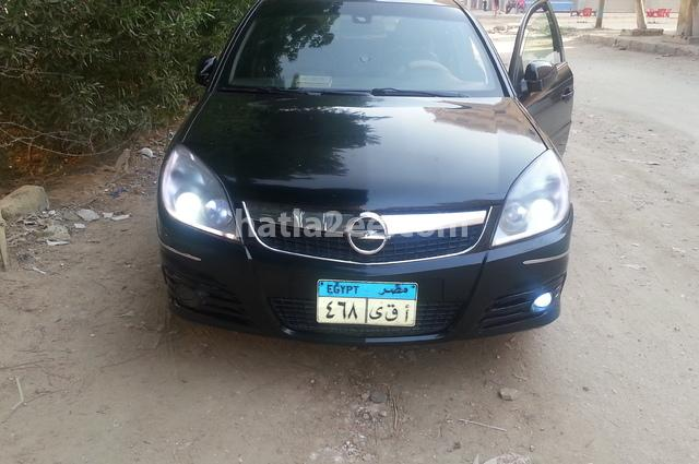Vectra Opel Black