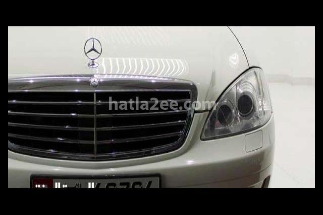 Maybach S600 Mercedes أبيض