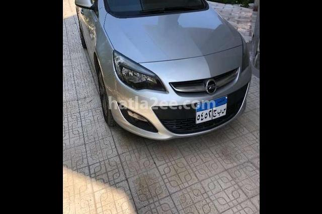 Astra Opel Silver