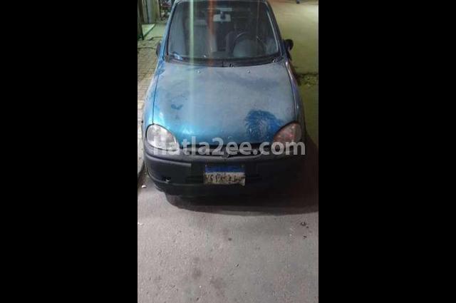 Corsa Opel Green