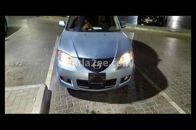 Mazda 3 Mazda Blue