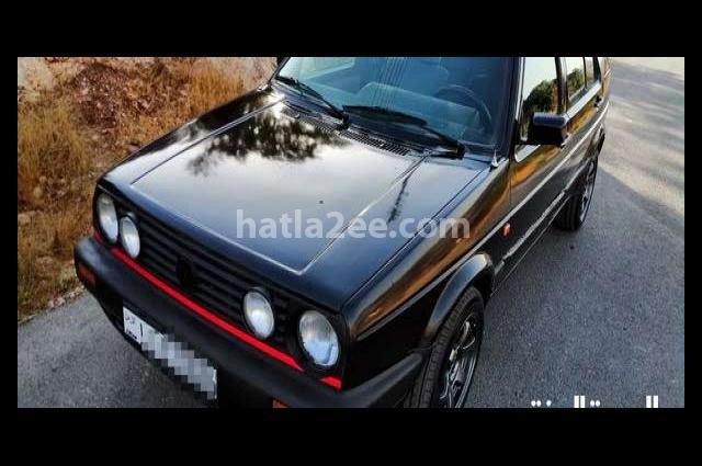 Golf Volkswagen Black