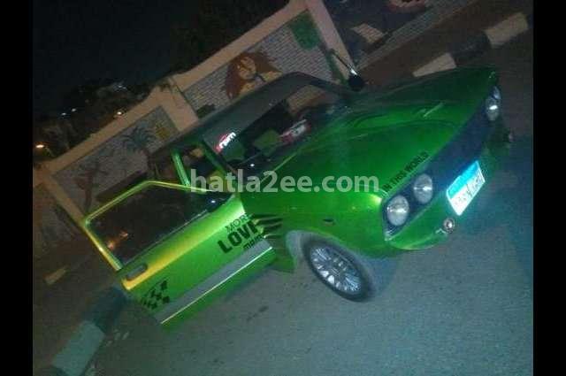 132 Fiat Green