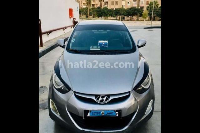 Elantra MD Hyundai Gray