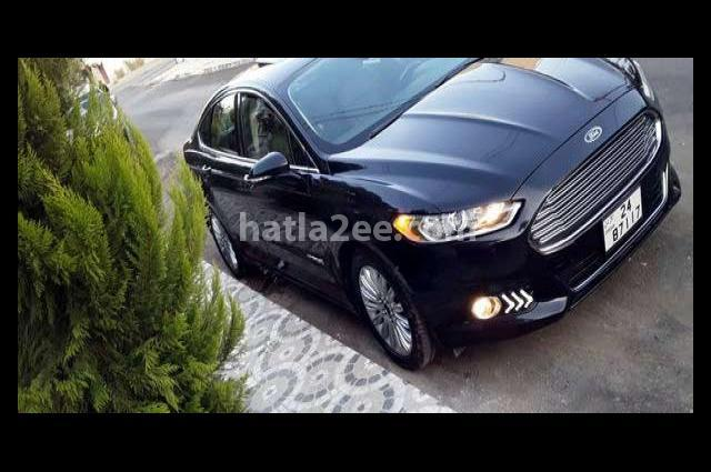 Fusion Ford Black