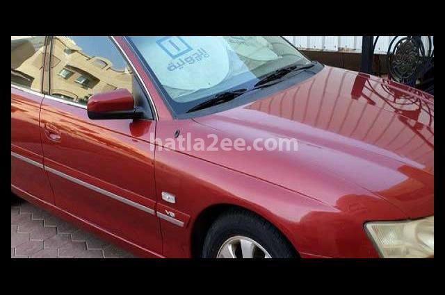 Caprice Chevrolet احمر