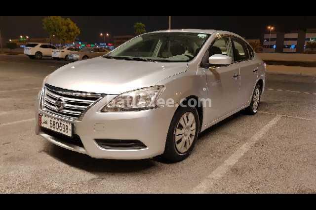 Sentra Nissan Silver