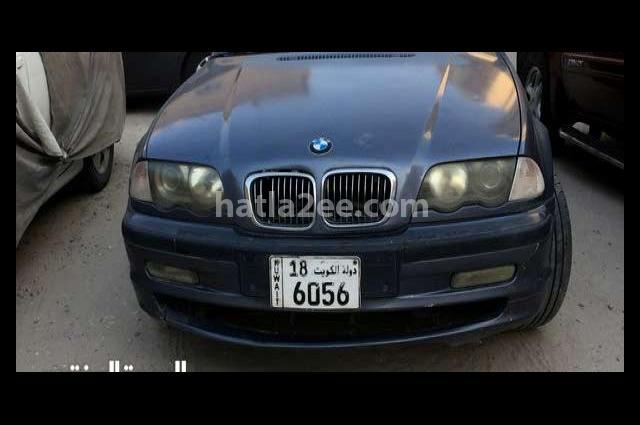 318 BMW أزرق