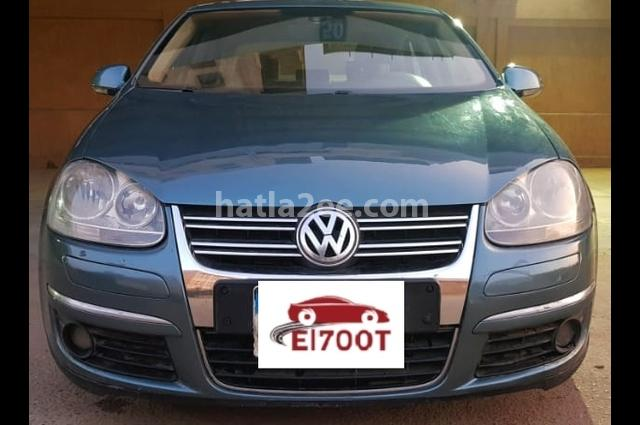 Jetta Volkswagen Cyan