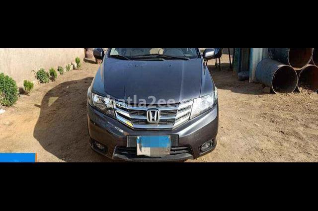 City Honda رمادي