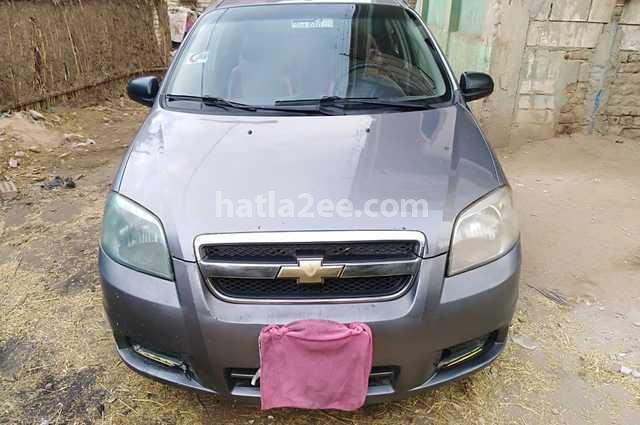 Aveo Chevrolet Gray
