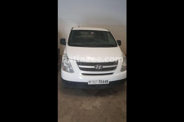 H1 Hyundai White