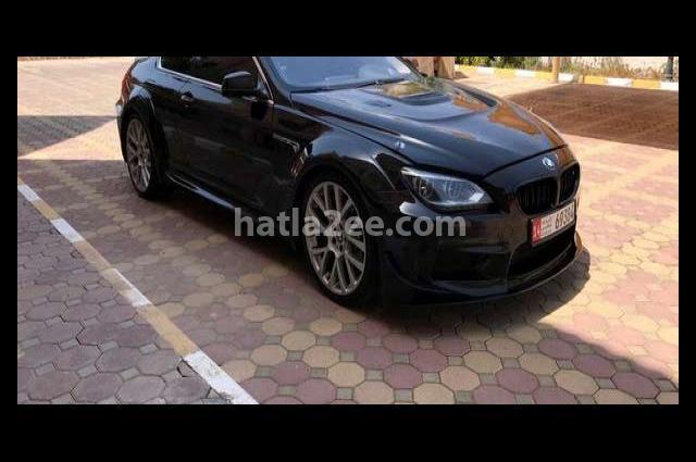 640 BMW أسود
