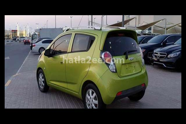 Spark Chevrolet أخضر