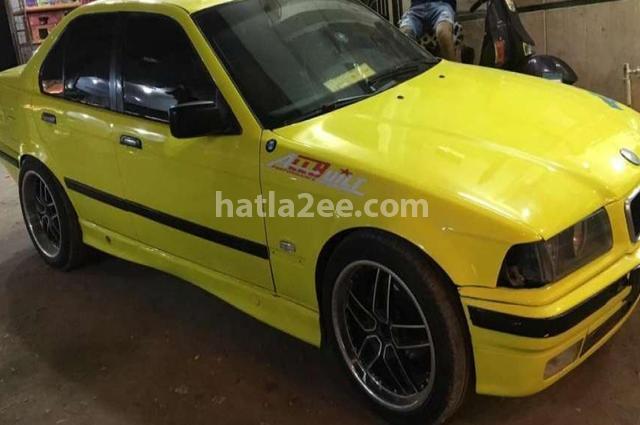 316 BMW اصفر