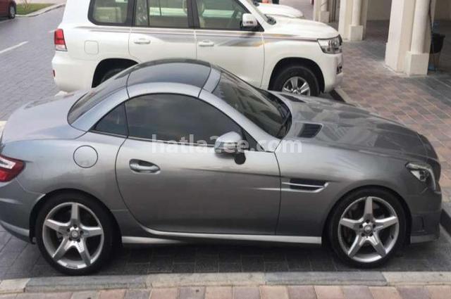 SLK Class Mercedes رمادي